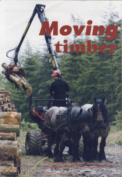 Horse Logging Articles